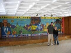 FAT/UE Mural