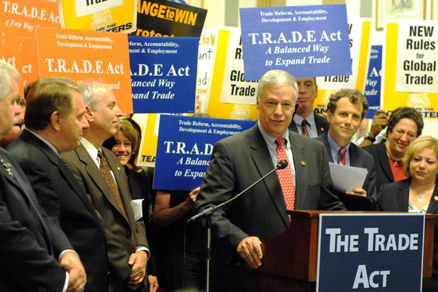 The TRADE Act