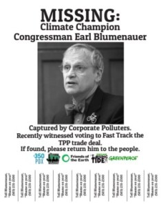 Blumenauer Accountability Flyer