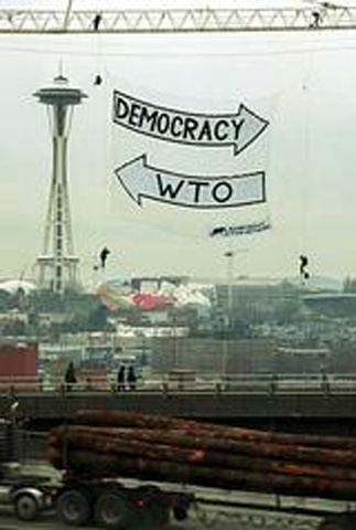 Photos Of Seattle Activism Citizens Trade Campaign