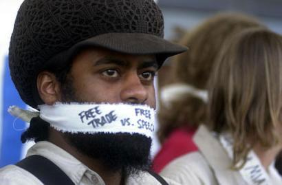 Free Trade vs Free Speech