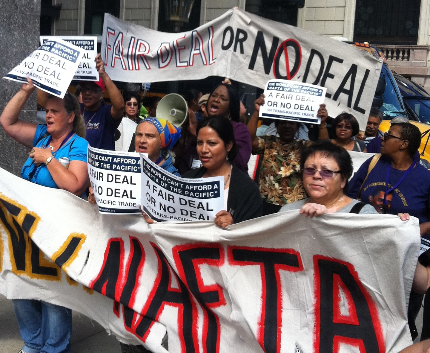 Trumps Nafta Proposal Doesnt Cut It Citizens Trade Campaign