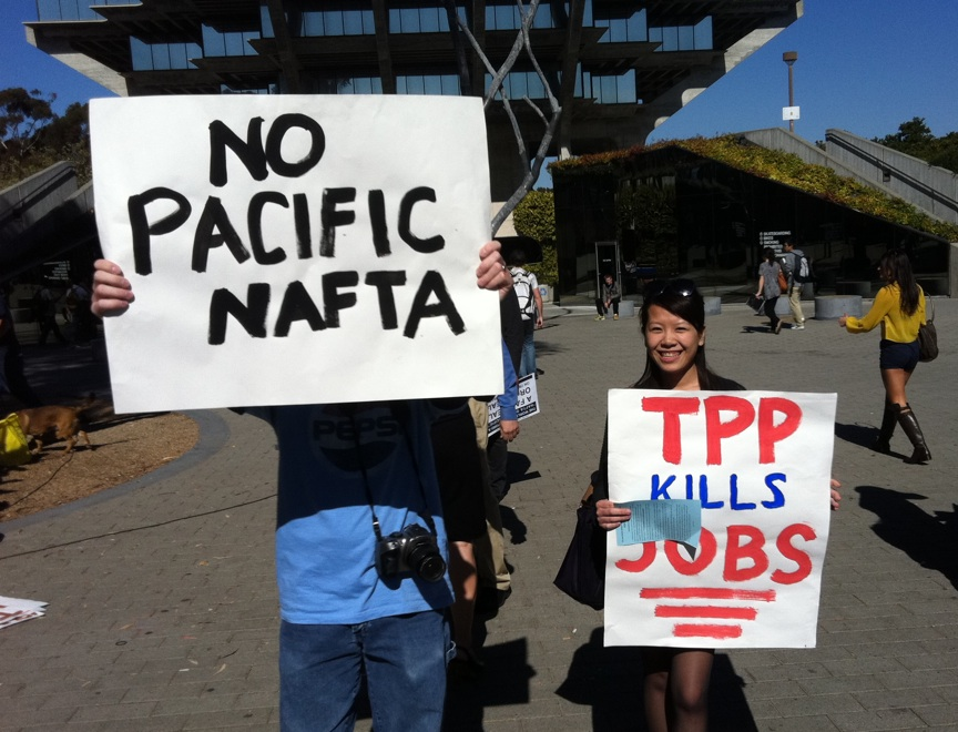 TPP Kills Jobs