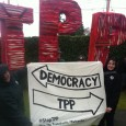 Hundreds of activists from throughout the Pacific Northwest and beyond gathered for a Cross-Border Rally and Organizing Summit to Defeat the Trans-Pacific Partnership (TPP) held at Peace Arch Park on […]