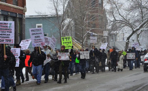 Chicago Fast Track March (via Patrick Gocek)