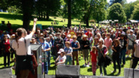 Hundreds of people gathered at the Festival for Trade Justice to rally against the Trans-Pacific Partnership (TPP) at Wright Park in Tacoma in late June 2016. At the gathering, leaders […]