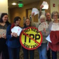 Momentum against the Trans-Pacific Partnership (TPP) increased in late October 2015, as Congressman Denny Heck announced he would vote against the corporate trade pact, calling it one of the most […]