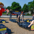 """For Immediate Release July 15, 2021 """"Die In"""" Protest Outside Merkel-Biden White House Summit Urges Germany to Stop Blocking Global COVID Vaccines Nationwide Protests During Merkel's Visit to the United […]"""